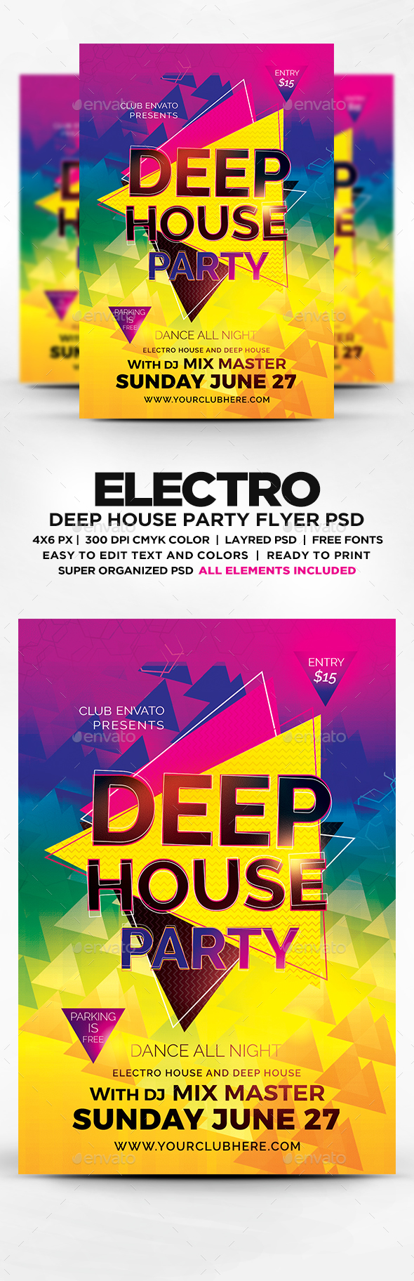 Deep house party flyer template psd download here http deep house party flyer template psd download here httpgraphicriver saigontimesfo
