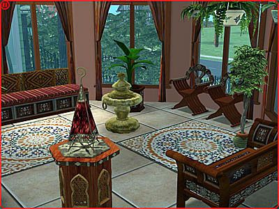 Room Sims2sets Moroccan Living Roomsliving Setsfurniture