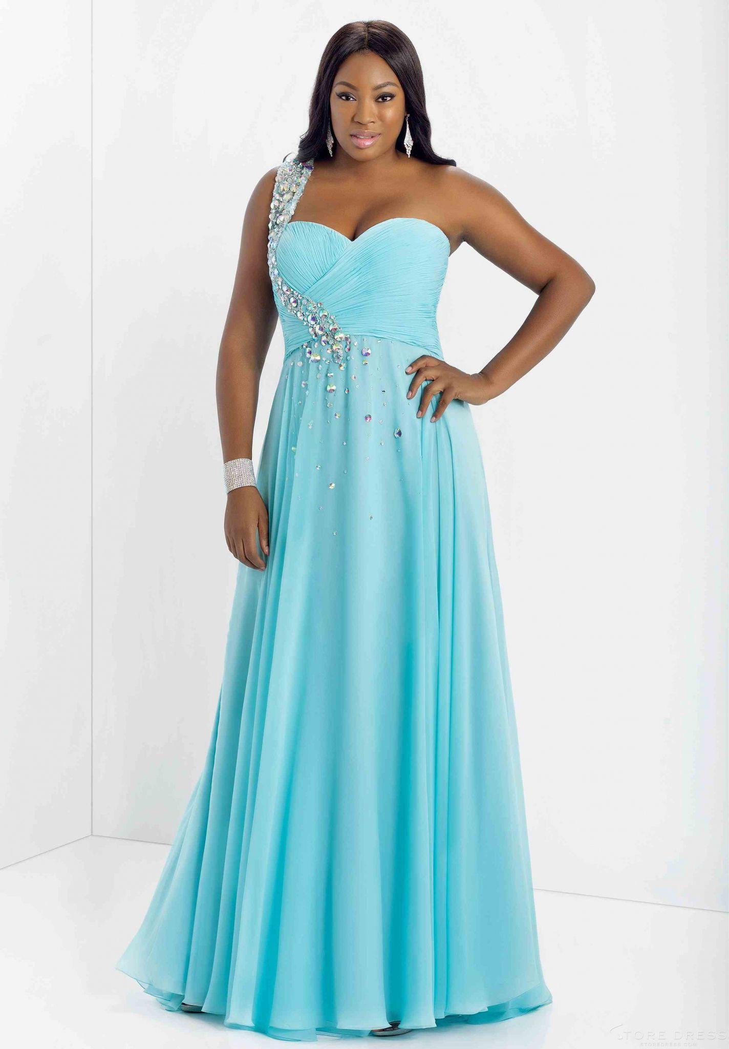 Lovely Plus Size Blue Wedding Dresses Check more at http://svesty ...