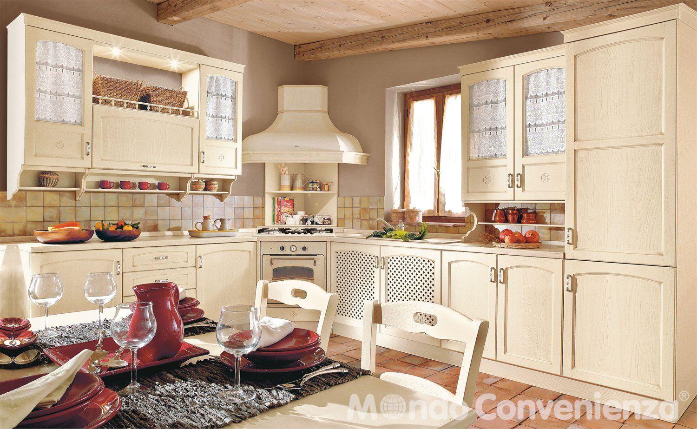 Cucine - Classico - Contea - Mondo Convenienza - La nostra forza è ...