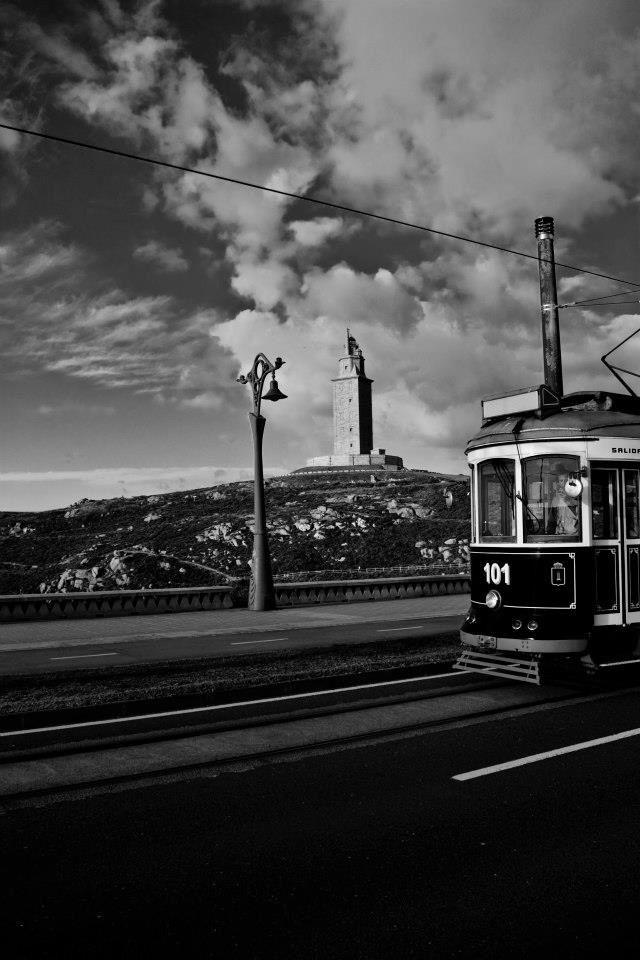 Coruña , Torre de Hercules