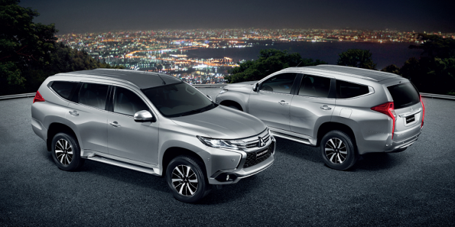 New 2016 Mitsubishi Pajero Sport India Launch in 2016