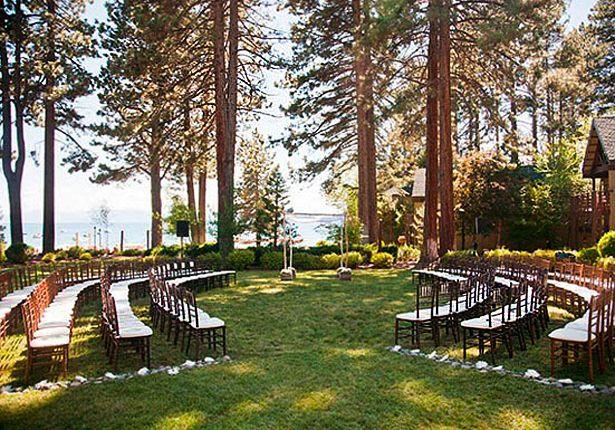 Wedding Ceremony Seating Ideas | Wedding seating, Confetti and Wedding