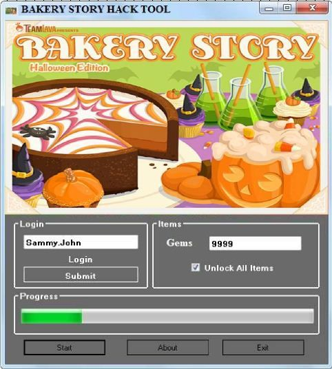 bakery story hack tool free download no survey