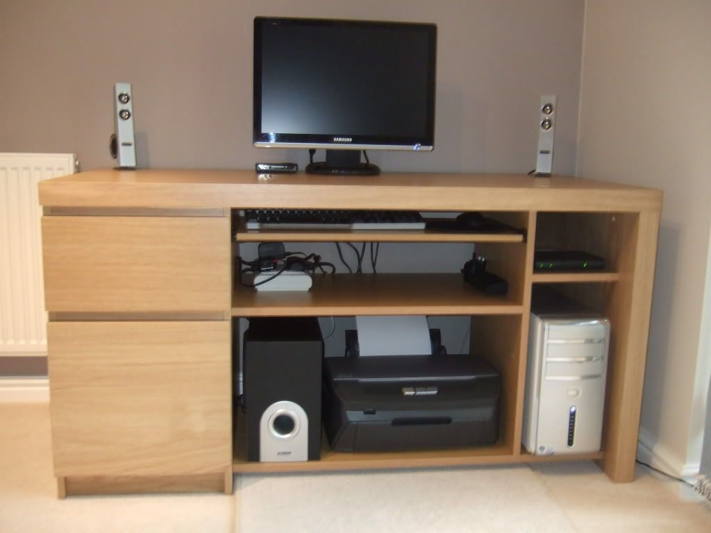 new units karlby youtube home alex desk worktop drawer watch pc workstation computer office ikea storage my with