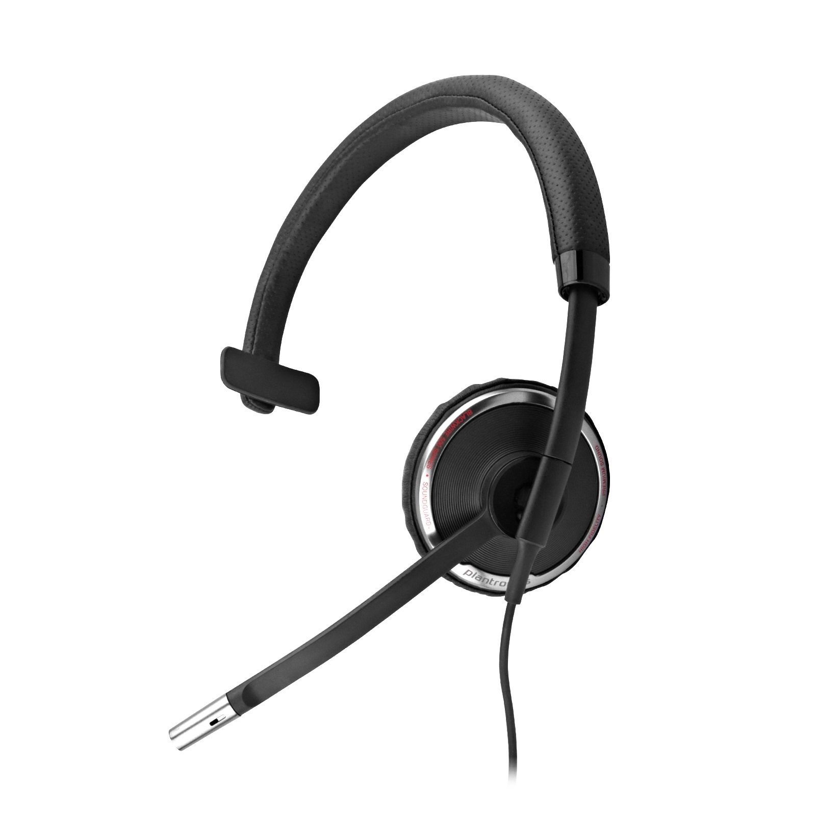 Plantronics Blackwire C510 Headband Uc Ready Enterprise Headset W Smart Sensor Plantronics Headset Computer Headsets