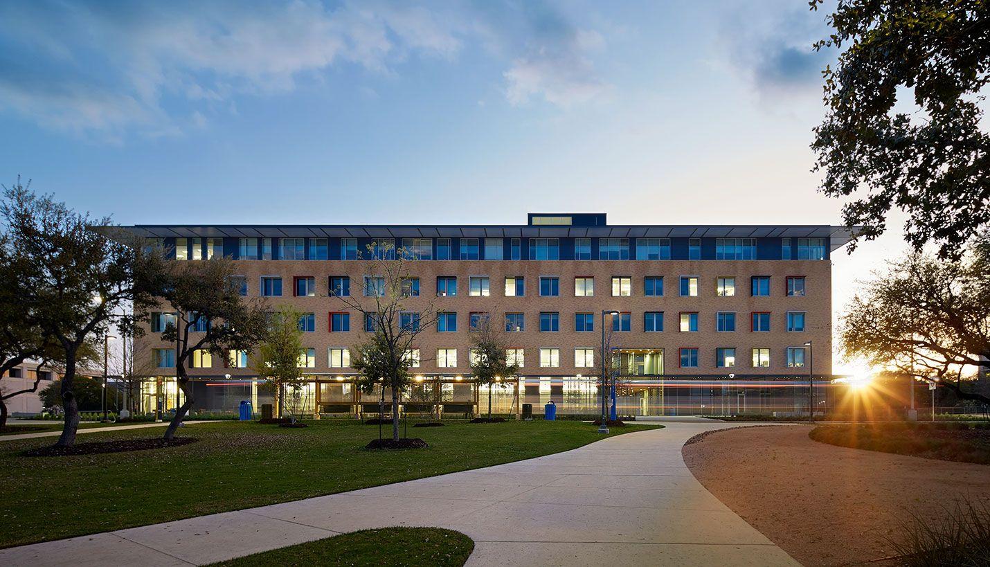 North Paseo Building at University of Texas at San Antonio