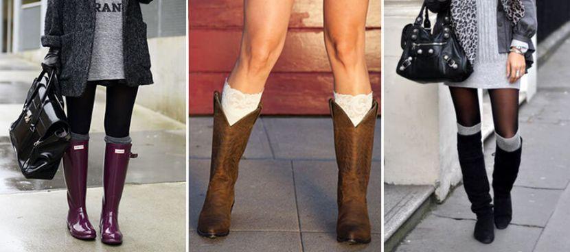 Afbeeldingsresultaat voor sok laarsjes Sokken, Schoenen en