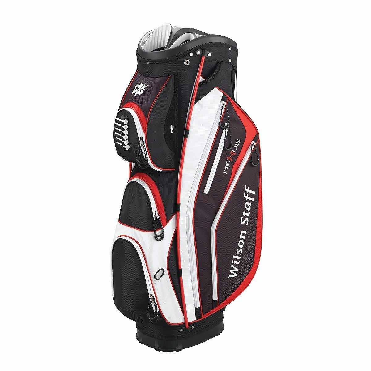 5833f5e86ab1 Wilson Nexus Cart Bag 2015 from Golf   Ski Warehouse