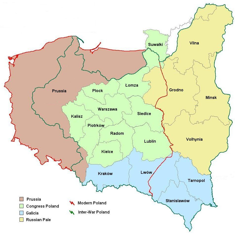 All poland database geographical regions historia pinterest all poland database geographical regions historical mapsworld gumiabroncs Images