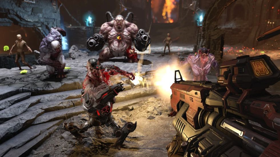 Doom Eternal Hands On It S More More More And Maybe Just A