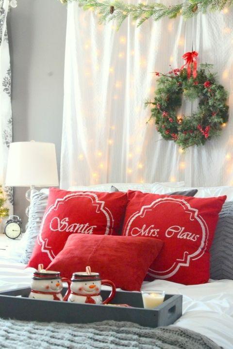Best Romantic Christmas Bedroom Romantic Christmas Christmas 400 x 300