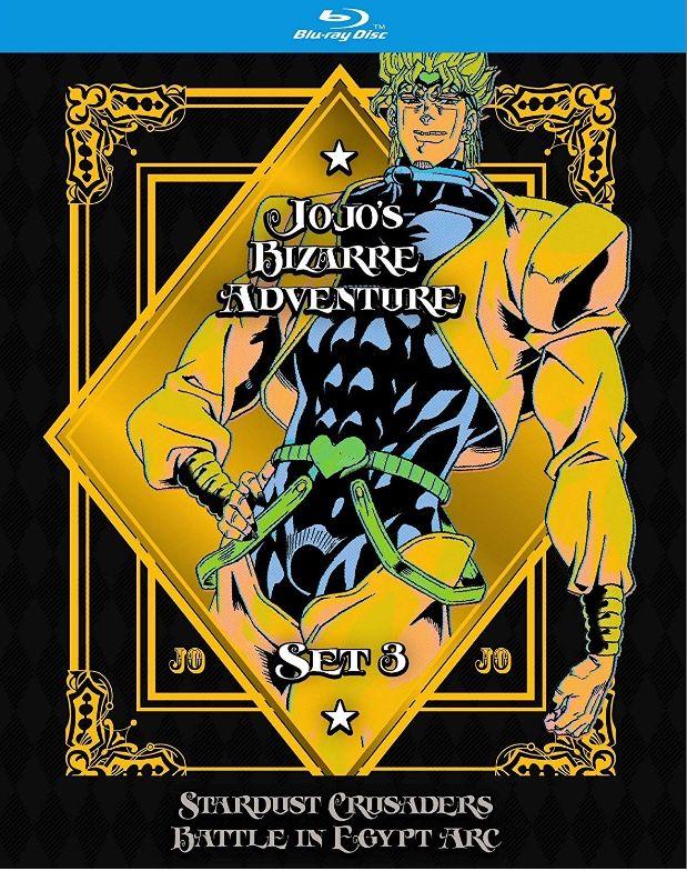 Jojo's Bizarre Adventure Stardust Crusaders Battle in