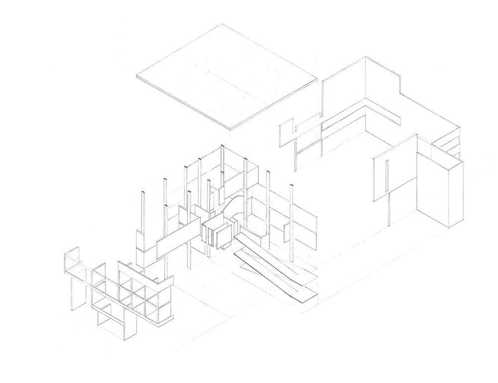 Risultati immagini per le corbusier villa shodhan work Pinterest - site de construction de maison virtuel gratuit