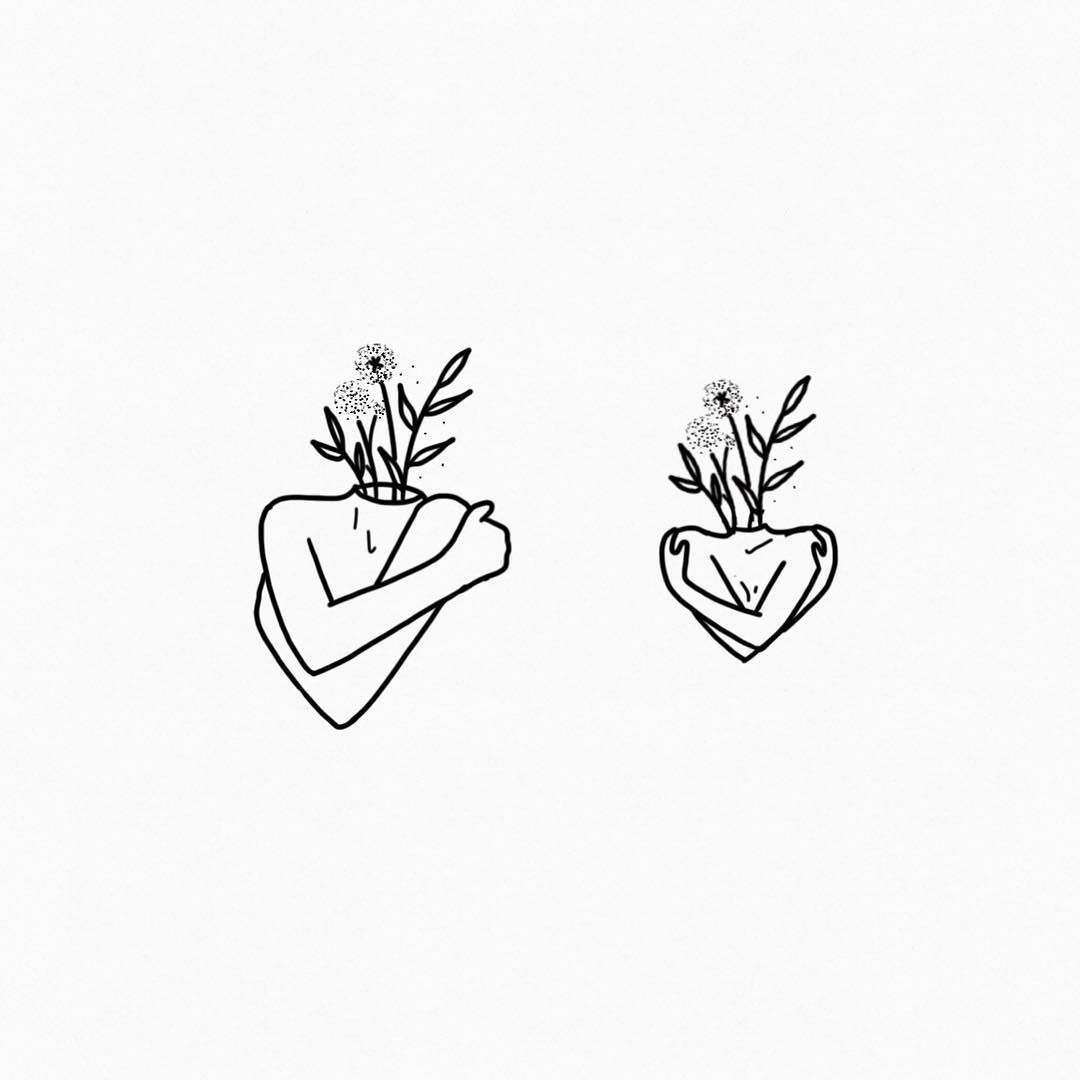 Self Love Self Love Tattoo Minimalist Tattoo Love Tattoos