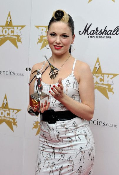 Imelda May Photo - Classic Rock Roll Of Honour - Media Boards