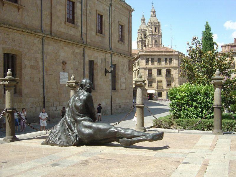 Salamanca   Places I visited   Pinterest   Scotland and Spain