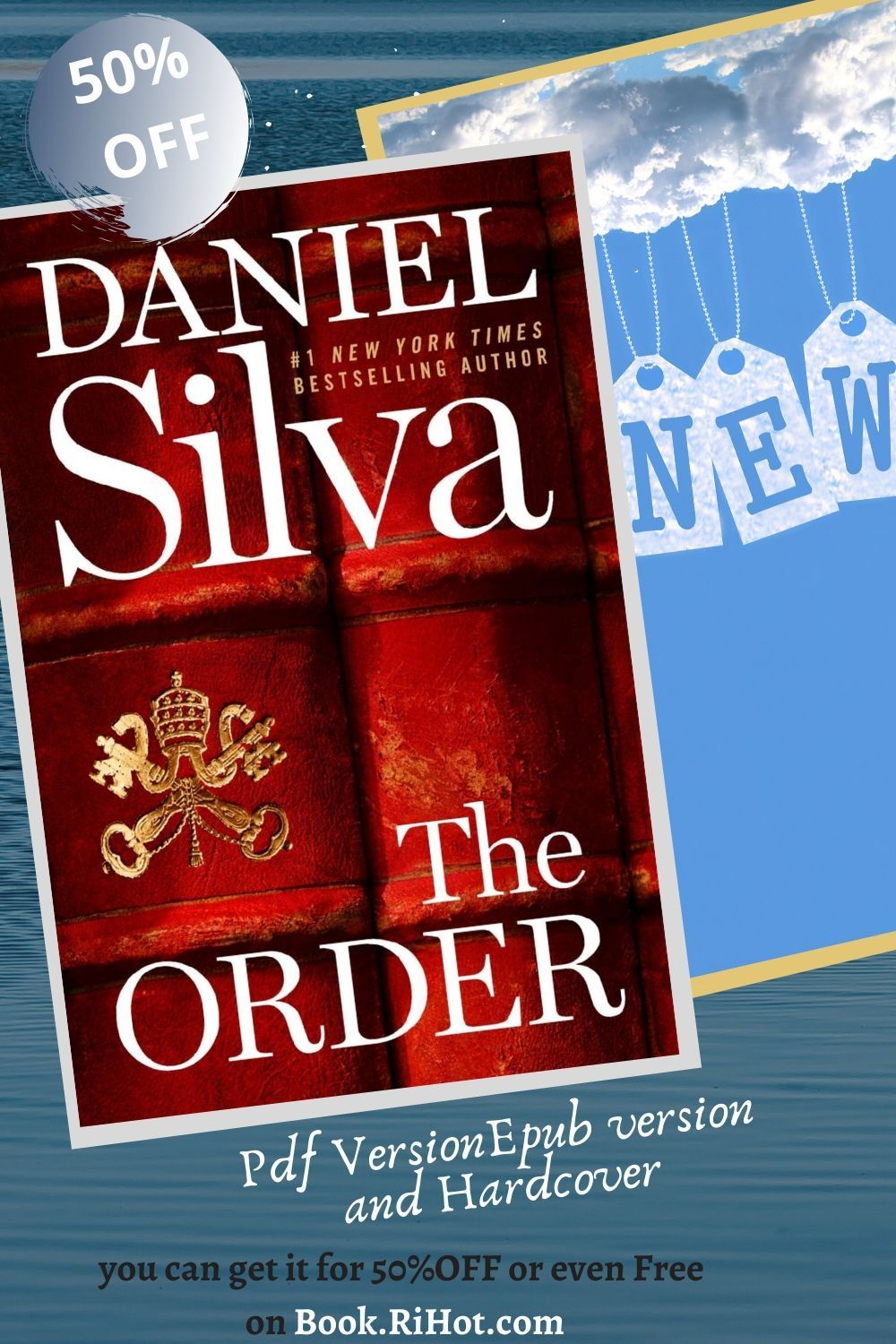 P D F The Order Gabriel Allon Series 20 2020 Get Yours Now For 1 In 2020 Order Series You Got This
