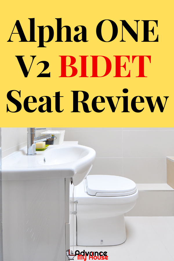 Alpha ONE V2 Bidet Seat Review Bidet, Bidet toilet seat