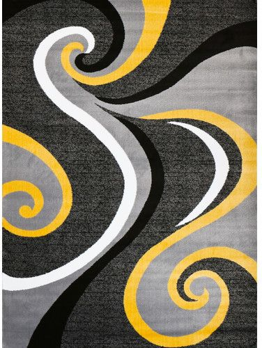 Persian Rugs Modern Yellow Area Rug Rug Ad Home Decor Rugs