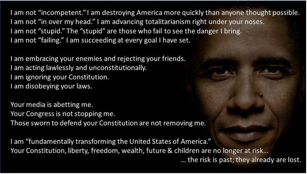 Obama and liberty