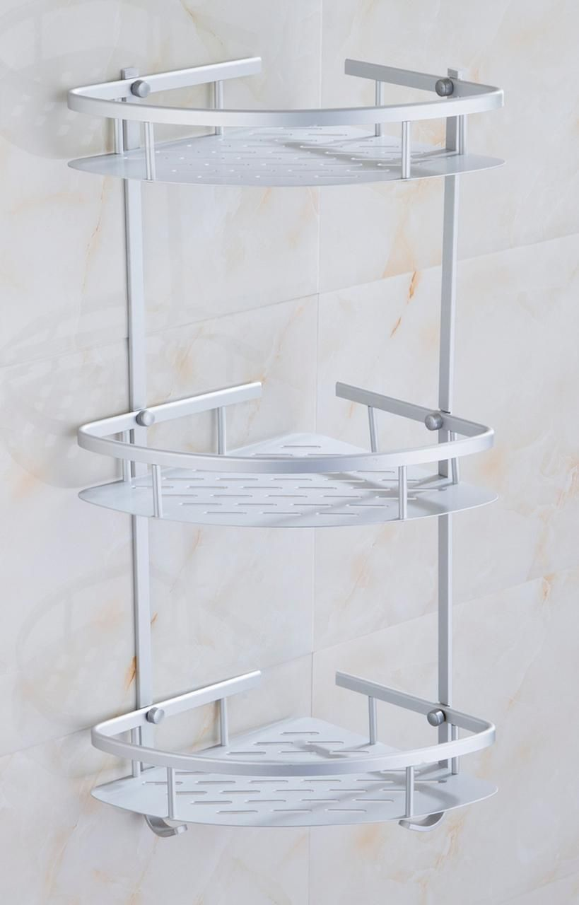 Ilration Of Simple Shampoo Rack For Shower