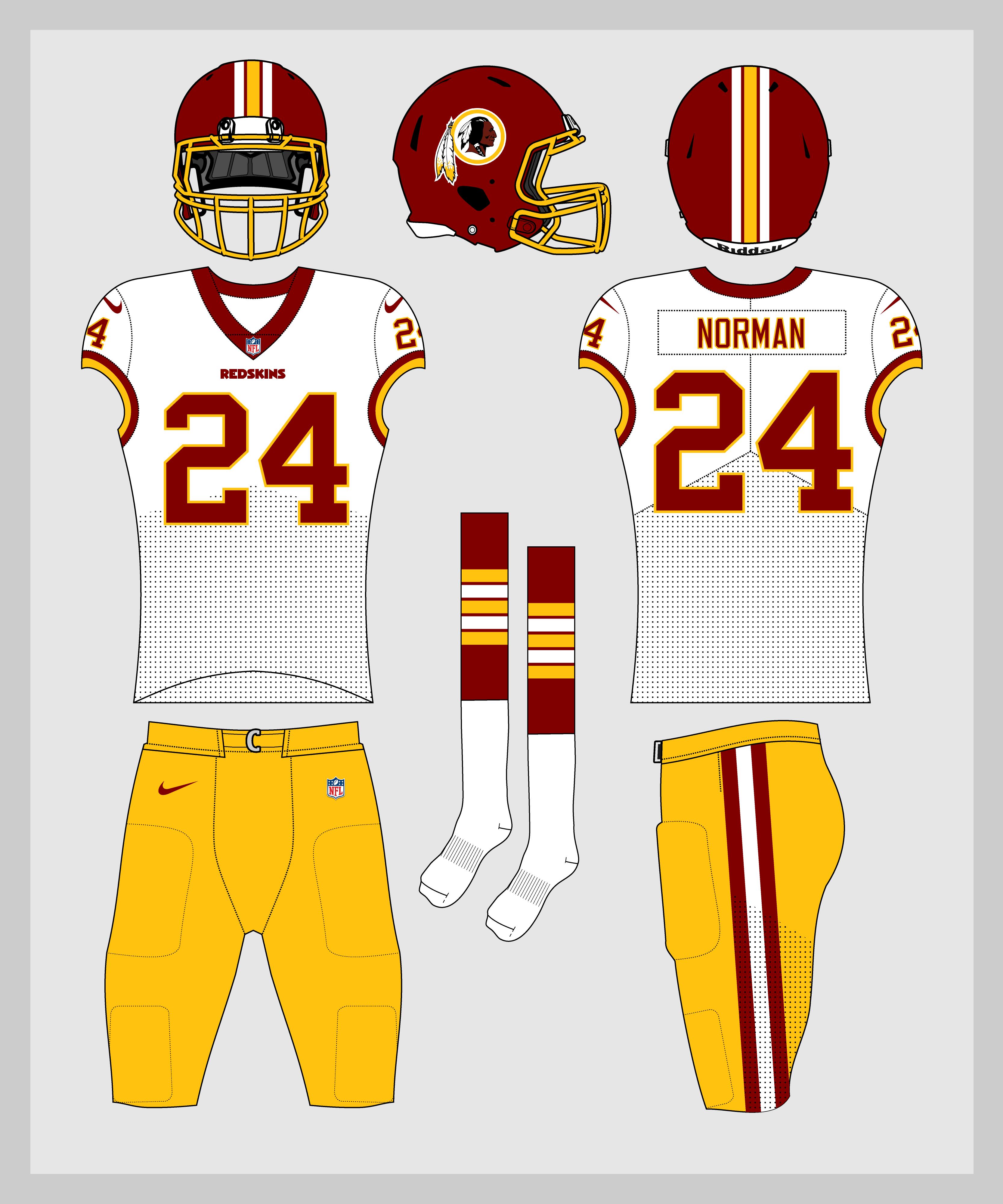 49++ Redskins uniform info