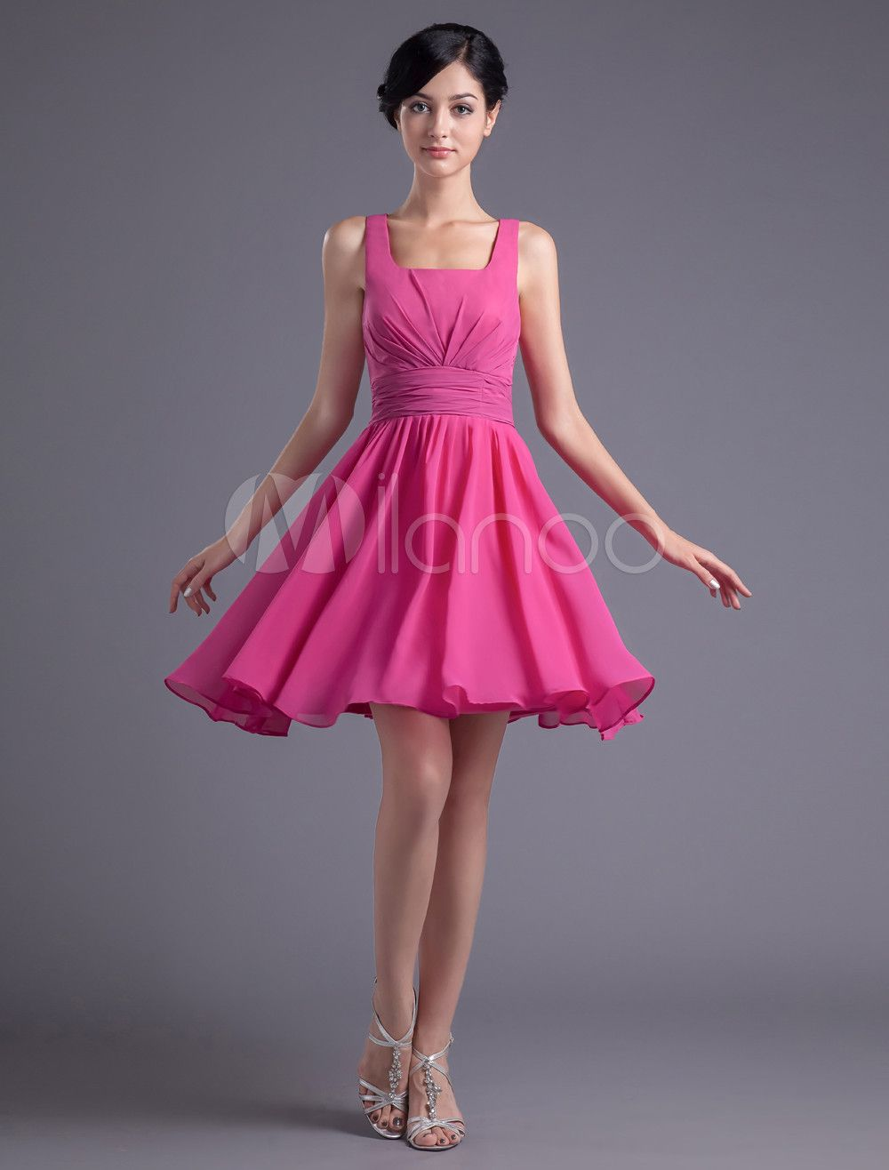 A-line Knee-Length Bridesmaid Dress. Get surprising discounts up to ...