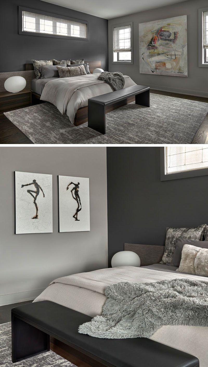 This Apartment Interior Has Custom Elements Throughout Its Design
