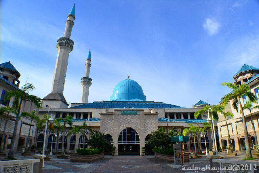 Sultan haji ahmad shah mosque international islamic university sultan haji ahmad shah mosque international islamic university gombak malaysia photo thecheapjerseys Gallery