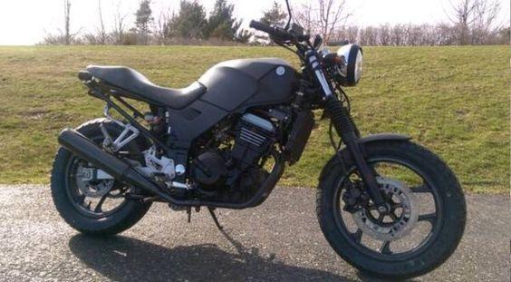 My custom 1998 Kawasaki Ninja 250   motorcycle ideas