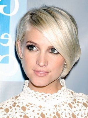 Ashlee Simpson Short Hairstyles 12 Celebrities With Hair Hairstylescut