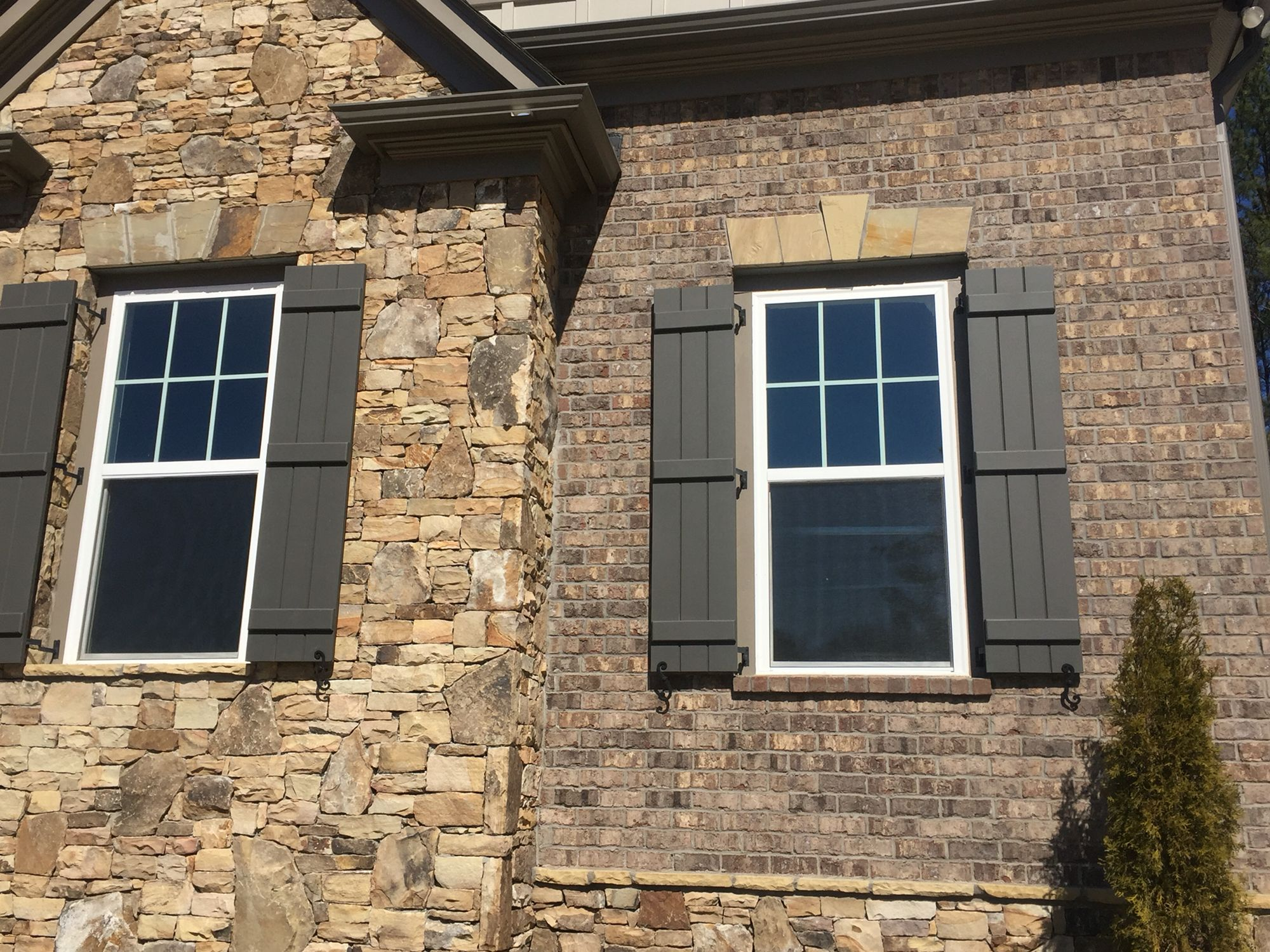 Marshton brick Mortar - Coosa gray