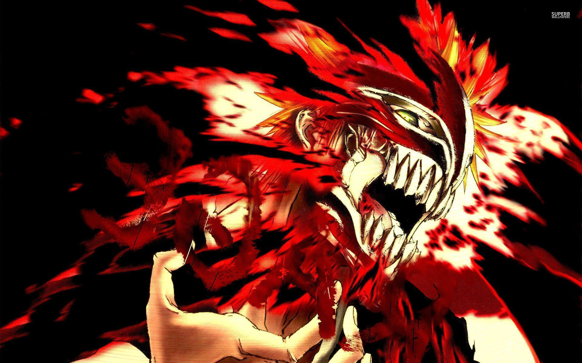 Download Ichigo Bleach Wallpaper