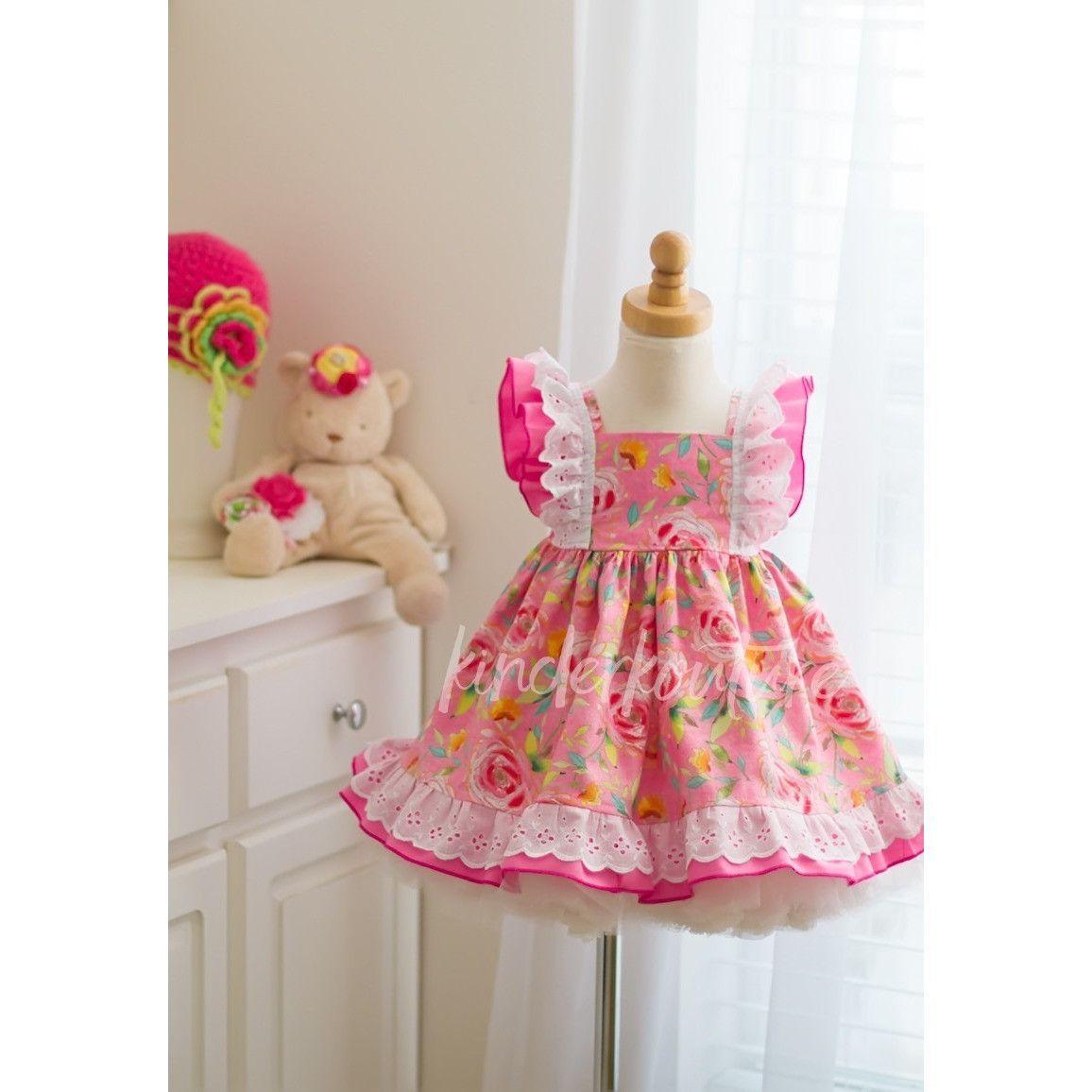Monet's Roses – Kinder Kouture