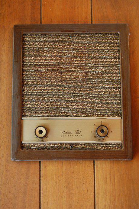 Home Intercom Systems Retro Renovation Intercom In Wall Speakers