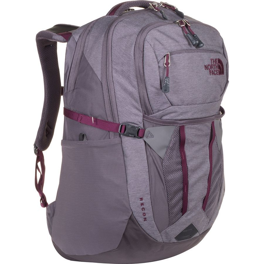 27acb4edac The North Face - Recon 30L Backpack - Women s - Rabbit Grey Light  Heather Rabbit Grey