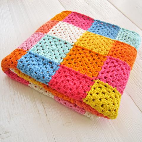 Color \'n Cream: Mastering The Basics: Classic Granny Square #Crochet ...