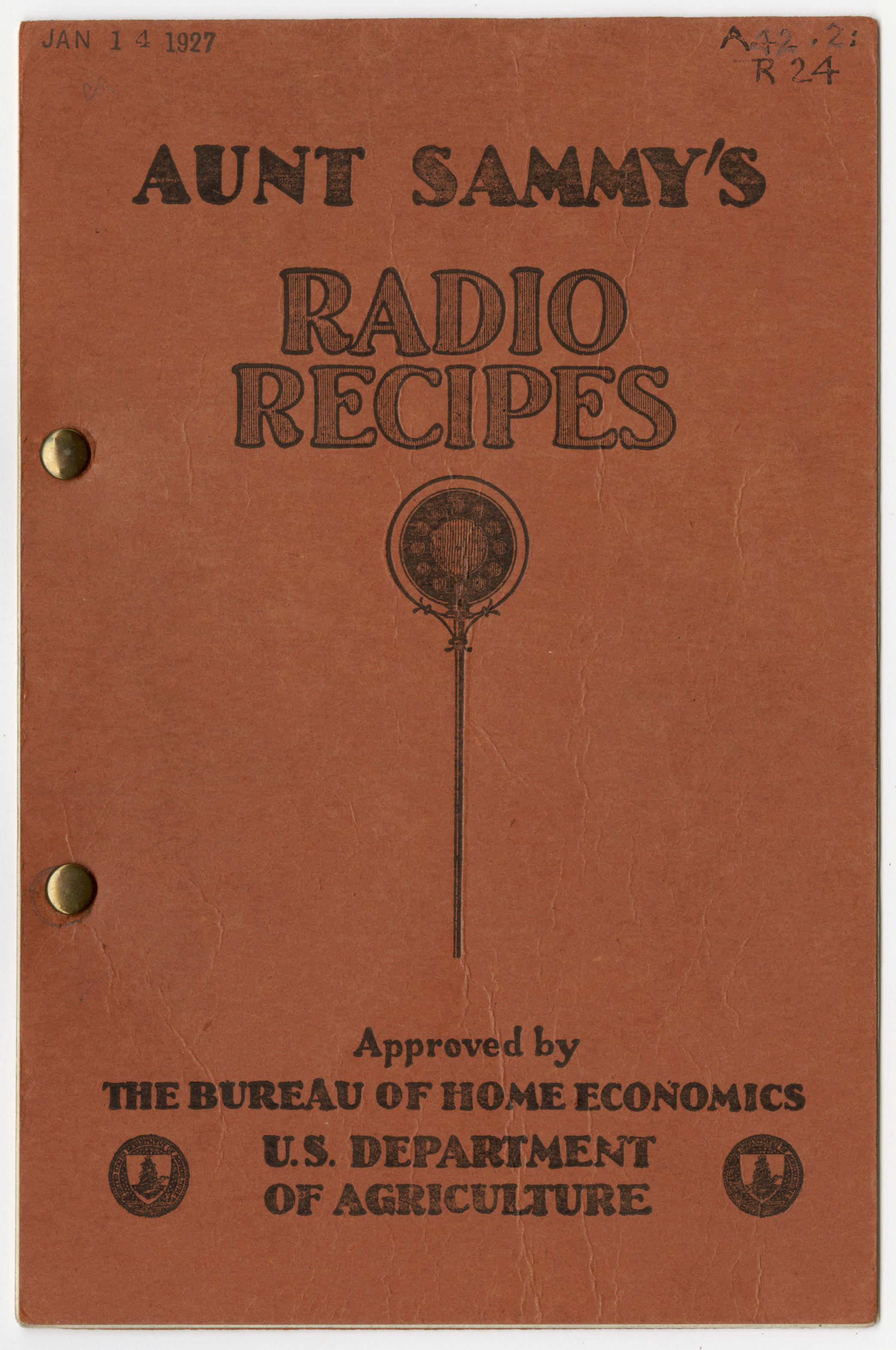 Aunt Sammy's Radio Recipes
