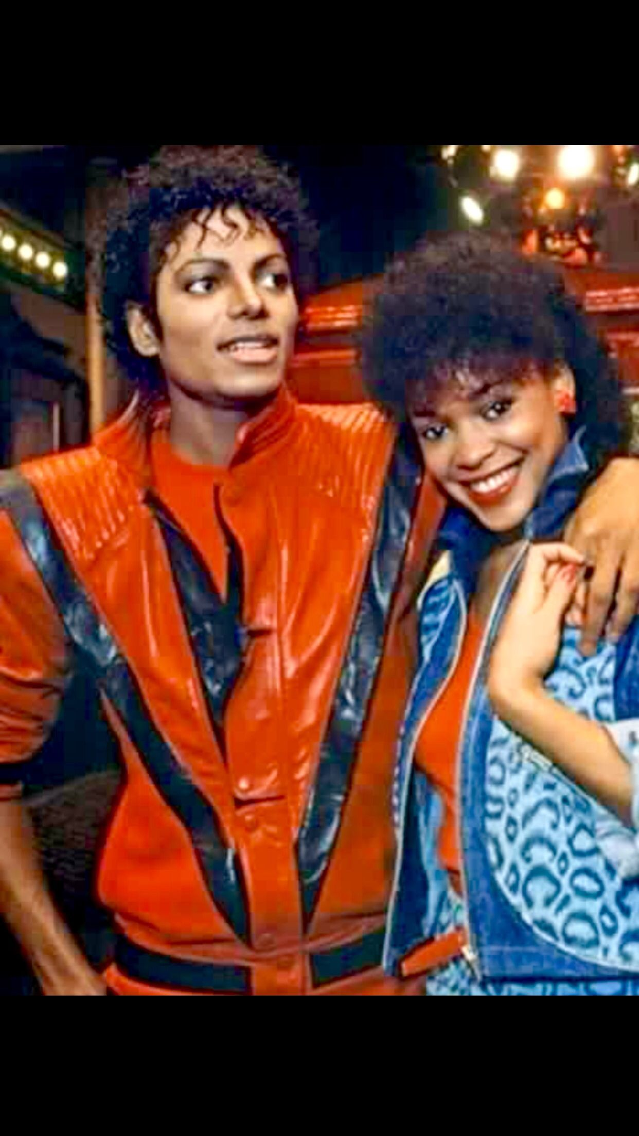 Michael and Ola Ray -Credit: Web Thriller cj <3