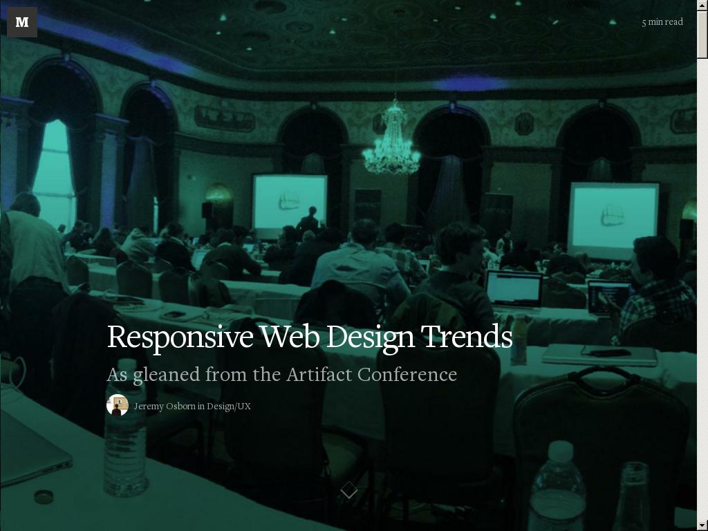 Responsive Web Design Trends Web Design Trends Web Design Responsive Web Design