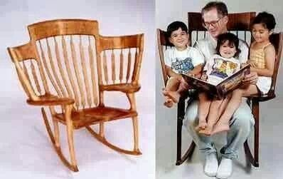 Story chair