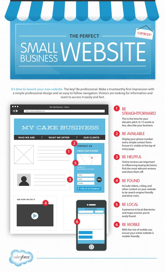 Top 5 Web Design Tips For Small Business Small Business Web Design Web Design Tips Business Web Design