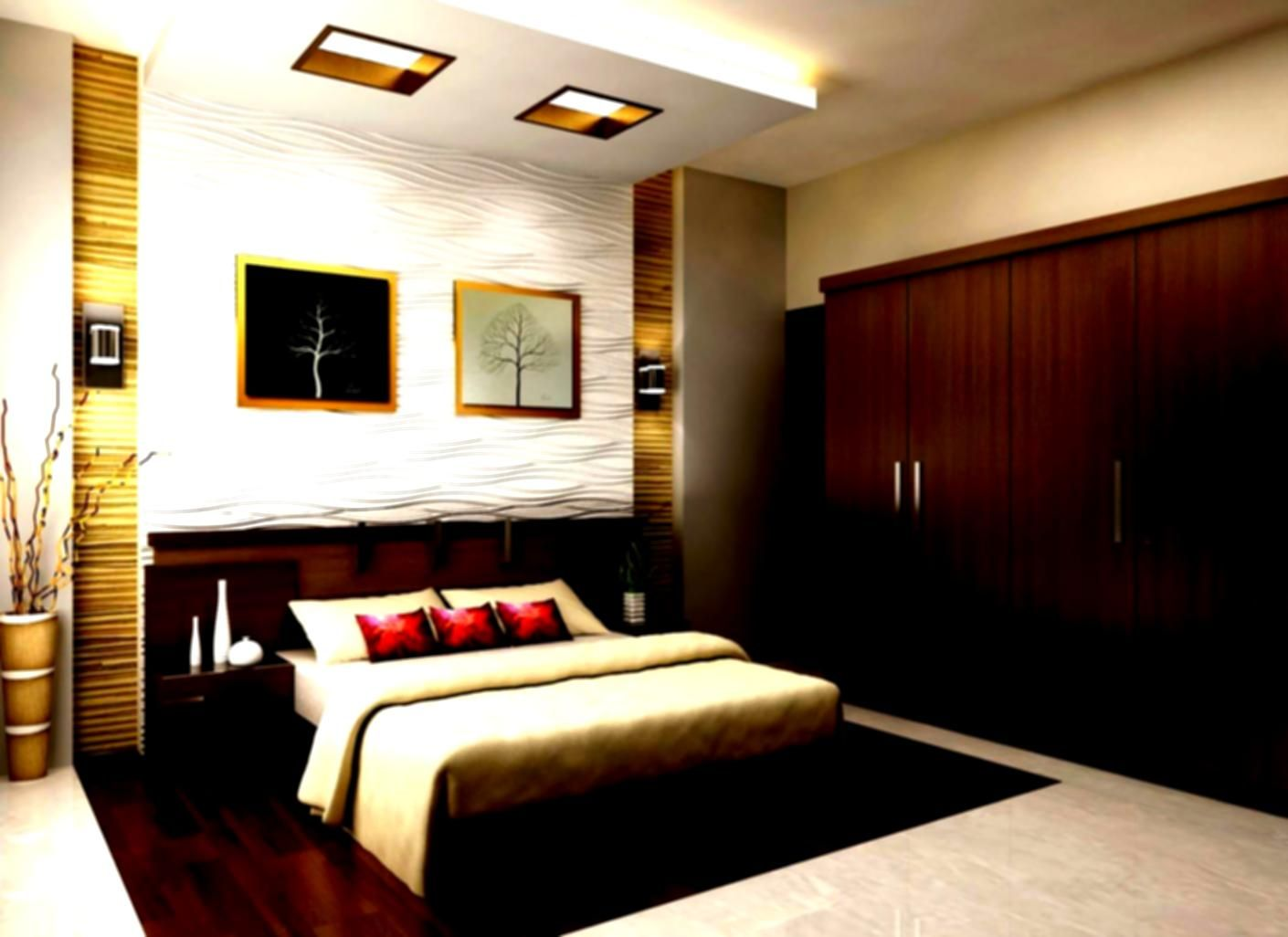 Master Bedroom Interior Masterbedroom Bedroomideas Bedroomdesign Master Bedroom Interior Small House Bedroom Indian Bedroom Design