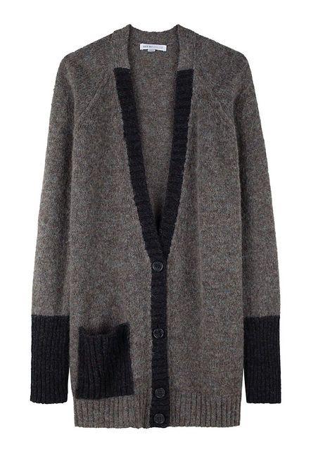La Garçonne ... Inspiration | MACHINE knit ~ pattern ...