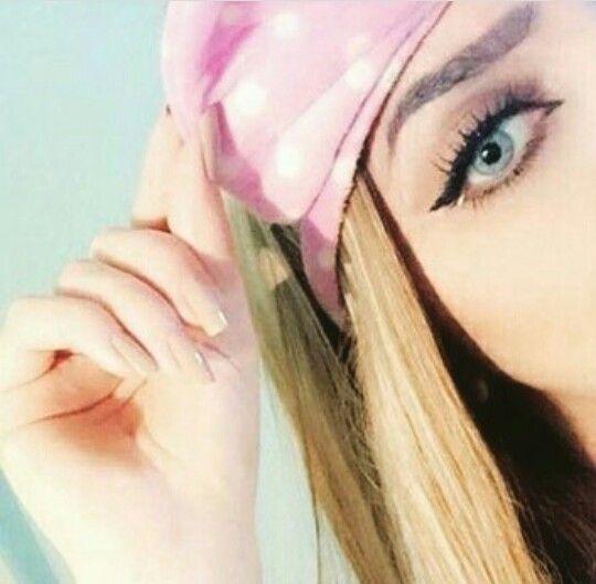 Zara Afreen Khan | ••ɢɪʀʟ's ᴅᴘᴢᴢ•• | Cute eyes, Beautiful ...