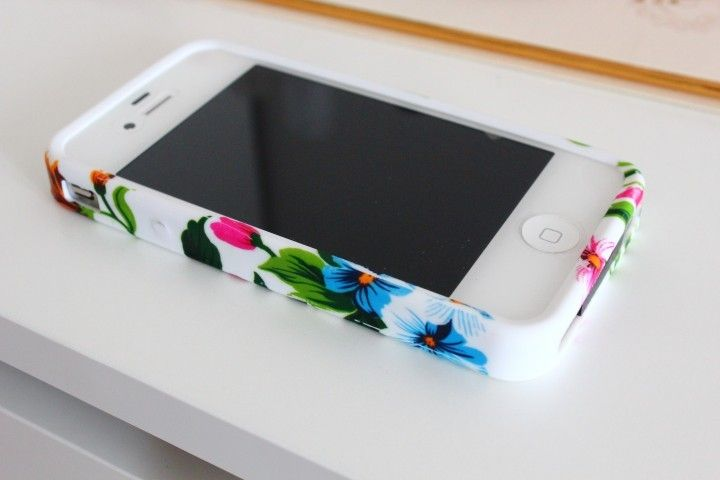 case, flower, flower case, flowers