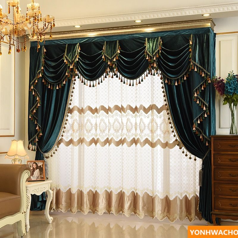 Find More Curtains Information About Custom Curtains High Class