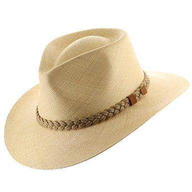 ad2fcbea9a935e Ultrafino Authentic Aficionado Straw Panama Hat Review | Men Fedoras ...