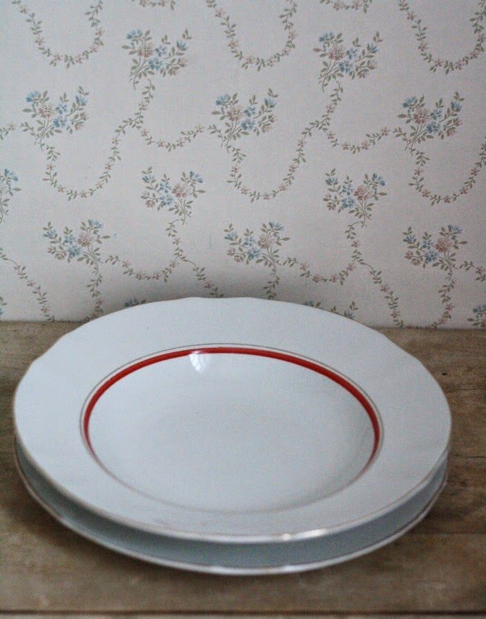 "Old Arabian plates ""Martta""."